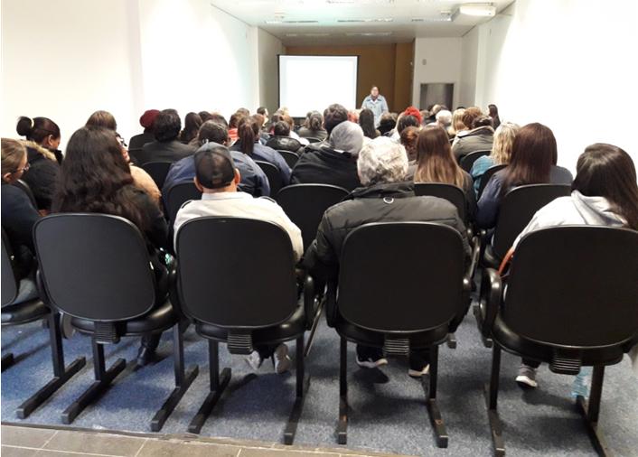 Foto de capa da notícia Cogestão é tema do segundo encontro de Educação Permanente em Saúde