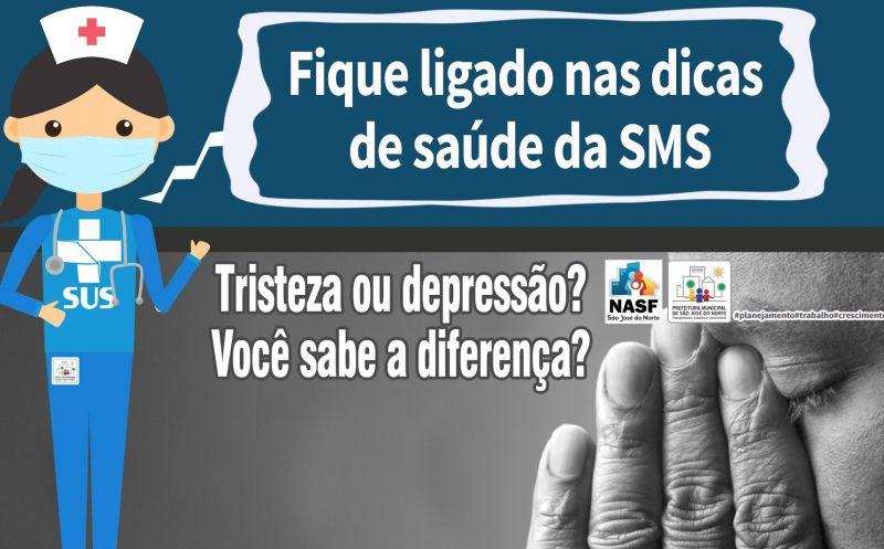 Foto de capa da notícia Tristeza ou Depressão? Você sabe a diferença?
