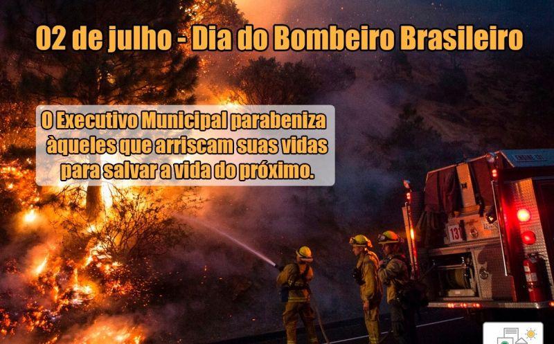 Foto de capa da notícia Dia do Bombeiro Brasileiro
