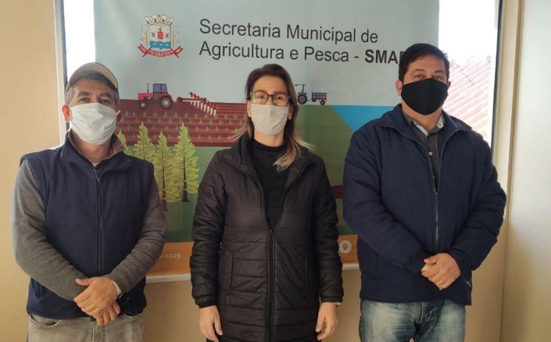 Foto da Notícia Smap realiza reunião de início das ações do Programa Cidade Empreendedora