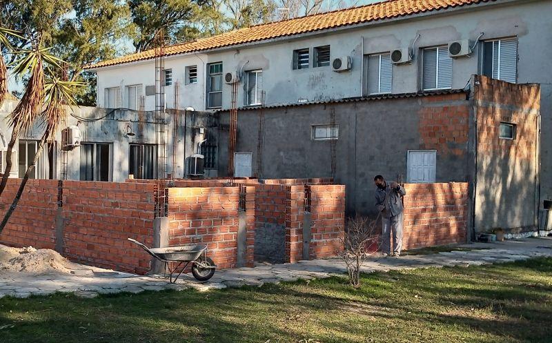 Foto da Notícia Obra de ampliação do Pronto Atendimento do Hospital Municipal avança