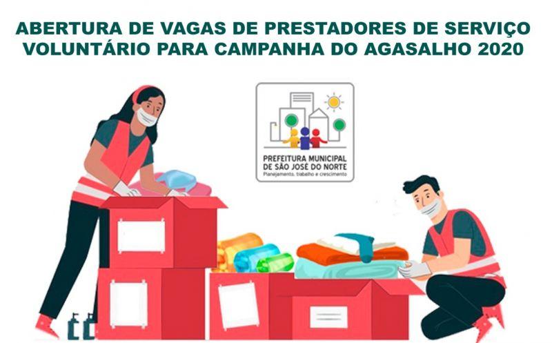 Foto de capa da notícia Smascim divulga edital 001/2020 de chamamento para adesão à serviço voluntário para campanha do agasalho 2020