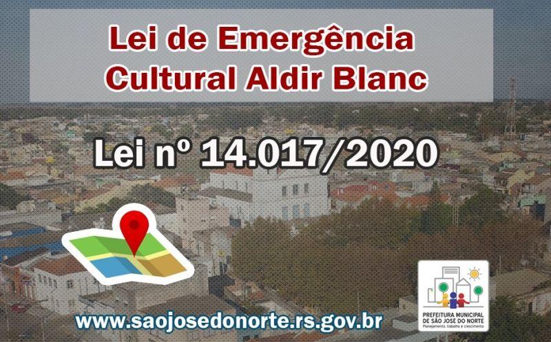 Foto de capa da notícia Smec lança nota sobre a Lei de Emergência Cultural Aldir Blanc