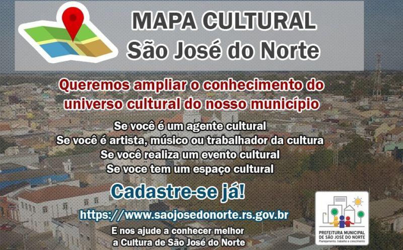 Foto de capa da notícia Mapeamento Cultural