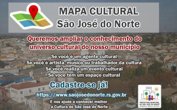 Foto de capa da notícia: Mapeamento Cultural