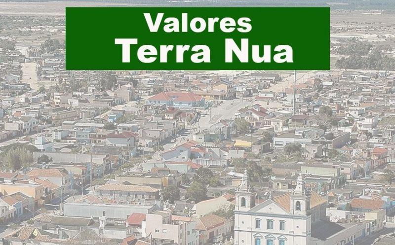 Foto de capa da notícia Prefeitura divulga o Valor de Terra Nua (VTN) 2020