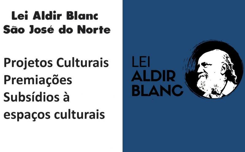 Foto de capa da notícia: Prefeitura lança resultado FINAL do Edital de Projetos culturais da Lei de Emergência Cultural Aldir Blanc