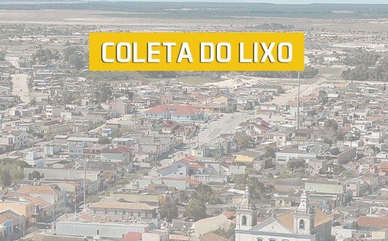 Foto de capa da notícia Praia do Mar Grosso passa a ter coleta de lixo comum aos sábados