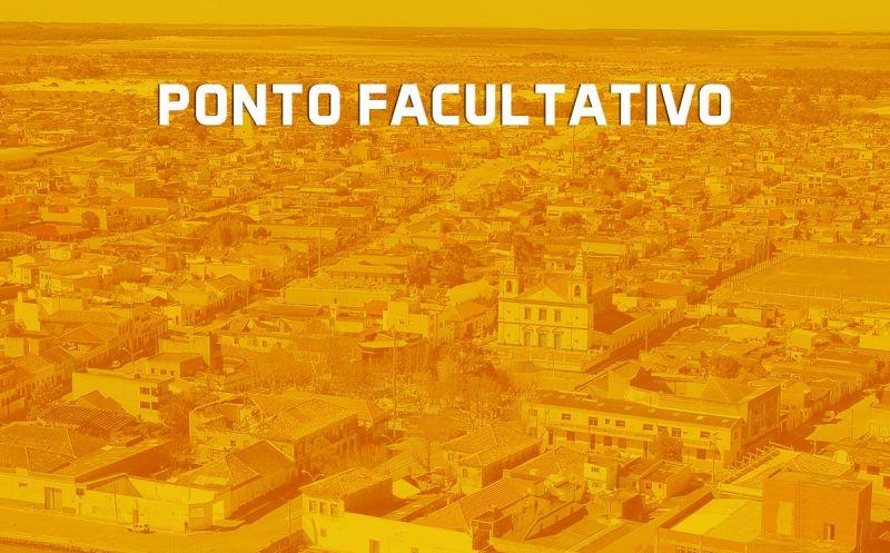 Foto de capa da notícia Prefeitura fará ponto facultativo na próxima quinta-feira