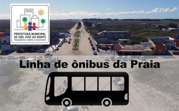 Foto de capa da notícia: Linha da Praia tem alterações nos horários de ônibus, com acréscimo nos horários