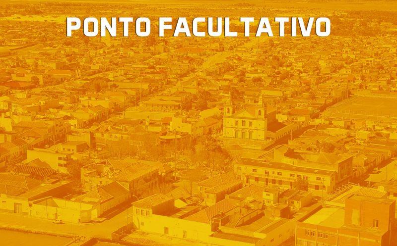 Foto de capa da notícia Nos dias 15 e 16 de fevereiro ocorrerá ponto facultativo em São José do Norte