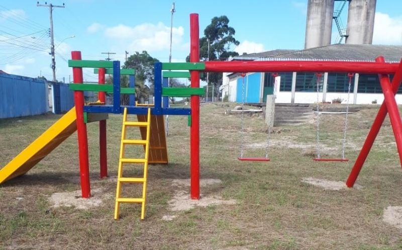 Foto de capa da notícia Smec investe em melhorias em algumas escolas do Município
