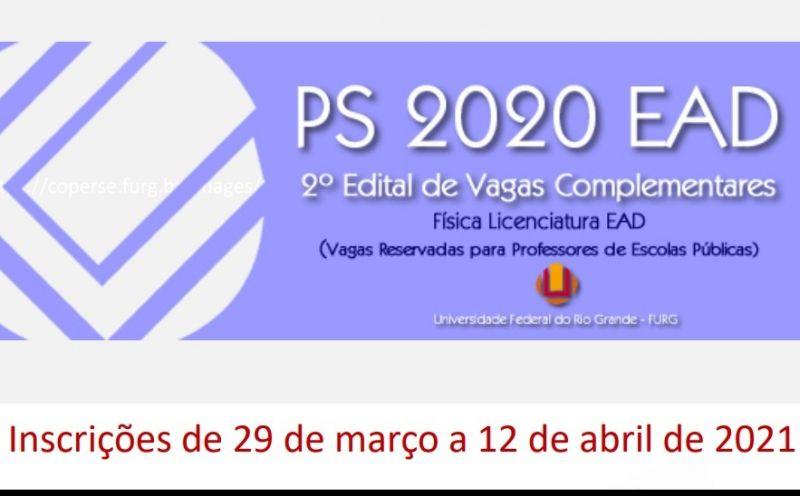 Foto de capa da notícia O Curso de Licenciatura em Física EaD da FURG, está com nova oportunidade de ingresso