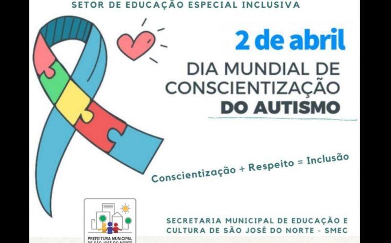 Foto de capa da notícia Dia Mundial de Conscientização do Autismo