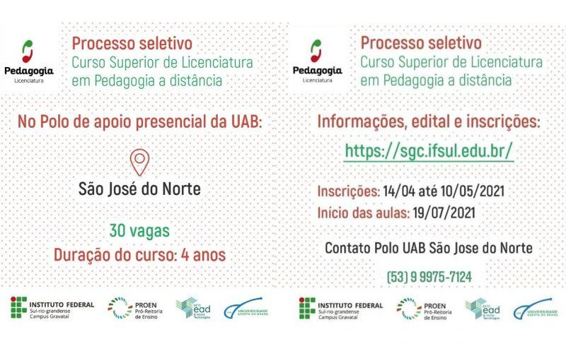 Foto de capa da notícia A coordenação do Polo Universitário informa alteração no número de telefone para contato ao Polo UAB