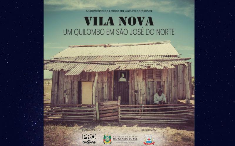 Foto de capa da notícia: SMTEL e Smec convidam a população para acompanhar o lançamento do documentário que resgata parte da história e memórias Quilombolas