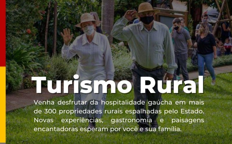 Foto de capa da notícia Você sabia que temos um site cheio de atrativos de Turismo Rural do nosso Rio Grande do Sul, projeto da Câmara Temática de Turismo Rural do RS?