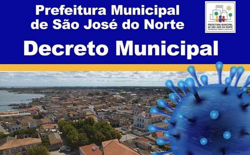 Foto da Notícia Executivo Municipal publica Decreto nº 16.415/2021