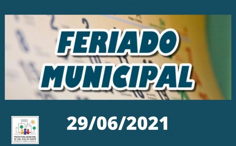 Foto de capa da notícia Terça-feira feriado Municipal em São José do Norte