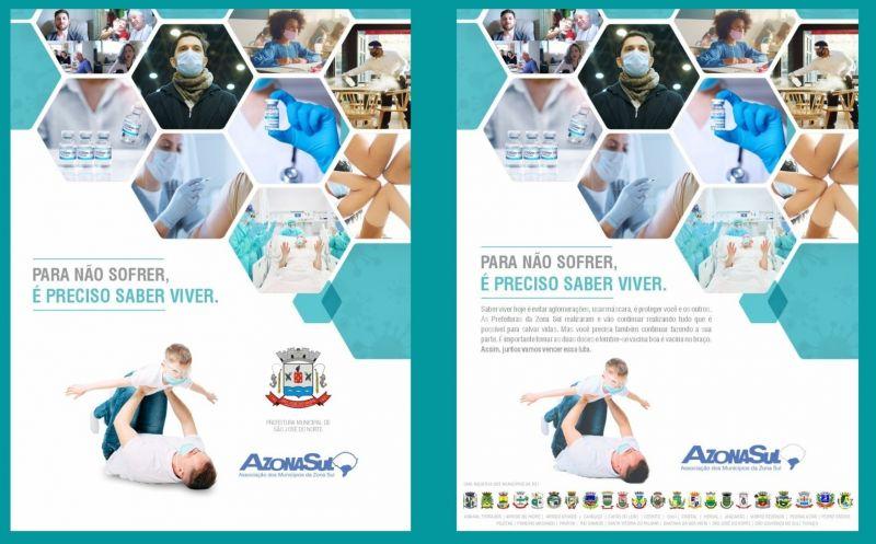 Foto de capa da notícia Mensagem da Associação dos Municípios da Zona Sul - AzonaSul