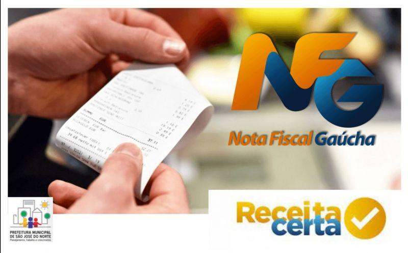 Foto de capa da notícia Receita Certa nova modalidade de premiação aos participantes do programa Nota Fiscal Gaúcha