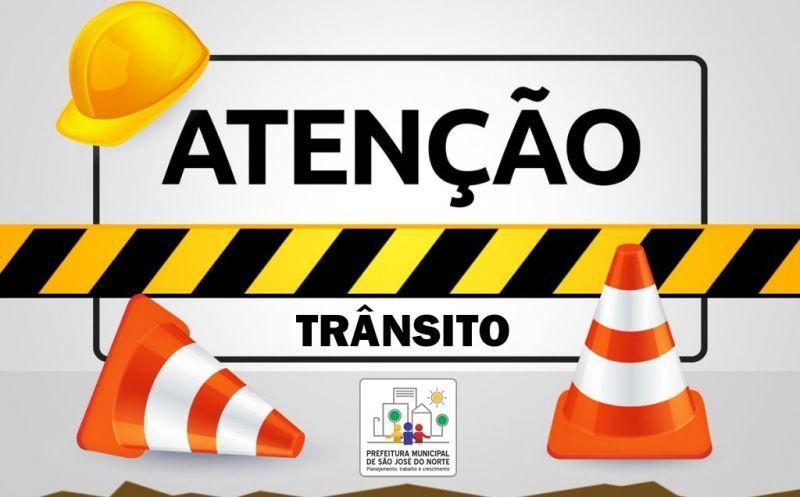 Foto de capa da notícia Rua Evilásio Setembrino Gautério estará bloqueada para trânsito de veículos de grande porte na quarta (15) e na quinta (16)