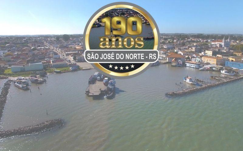Foto de capa da notícia São José do Norte - 25 de outubro - 190 anos