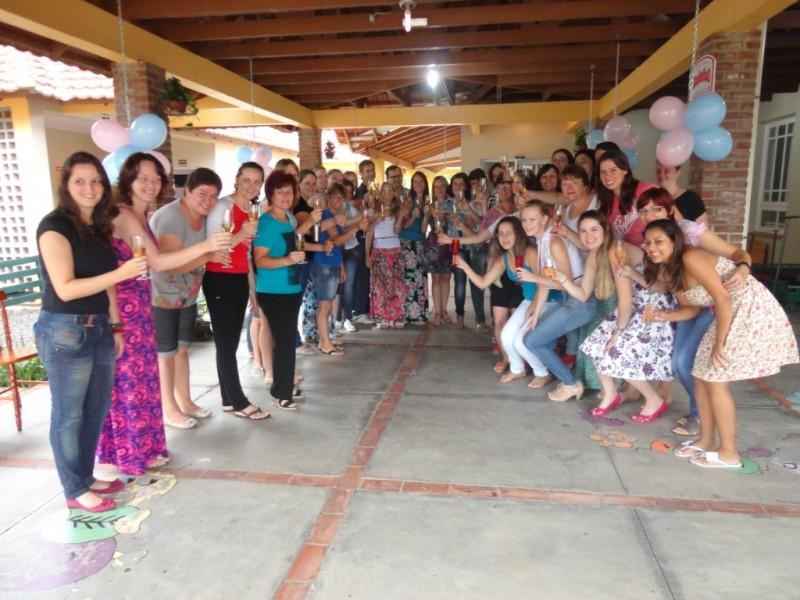 Foto de capa da notícia Reformas e melhorias na Escola Ursinho Carinhoso são inauguradas