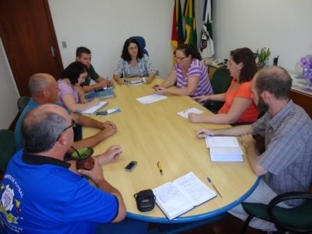 Foto de capa da notícia Reuniões semanais entre Prefeita e Secretariado para traçar metas e objetivos