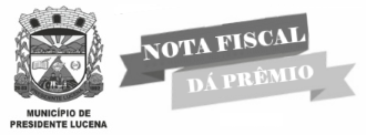 Foto de capa da notícia Nota Fiscal Dá Prêmio