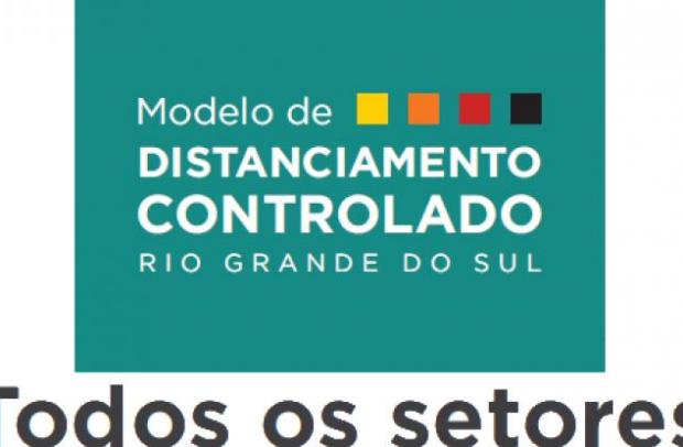 Foto de capa da notícia: DISTANCIAMENTO CONTROLADO TABELA DE NORMAS