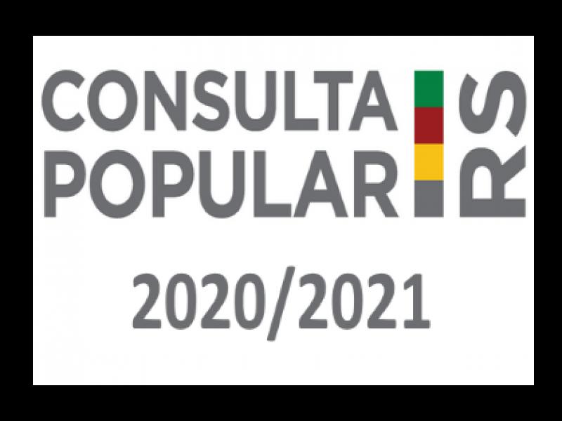 Foto de capa da notícia: CONSULTA POPULAR 2020/2021