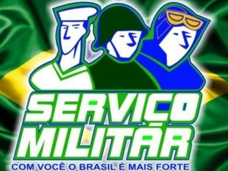Foto de capa da notícia: ALISTAMENTO MILITAR 2021