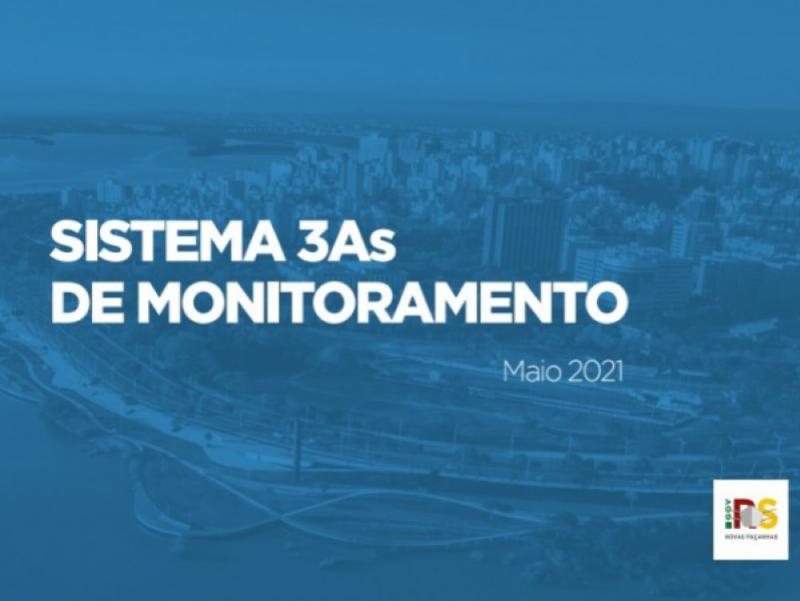 Foto da Notícia COVID - GOVERNO DO ESTADO DIVULGA NOVOS PROTOCOLOS DO SISTEMA 3As
