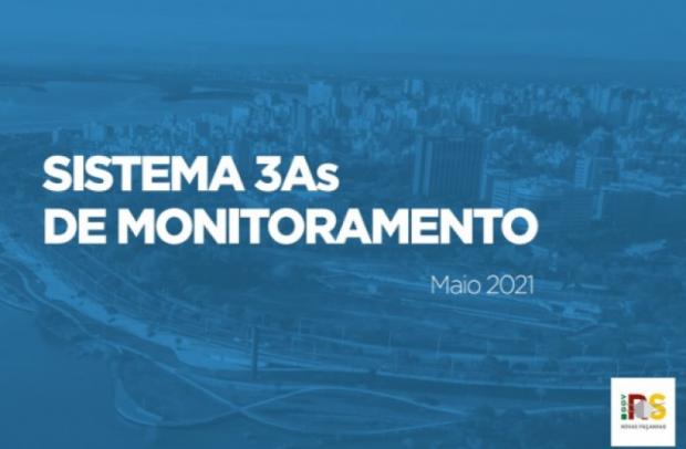 Foto de capa da notícia: COVID - GOVERNO DO ESTADO DIVULGA NOVOS PROTOCOLOS DO SISTEMA 3As