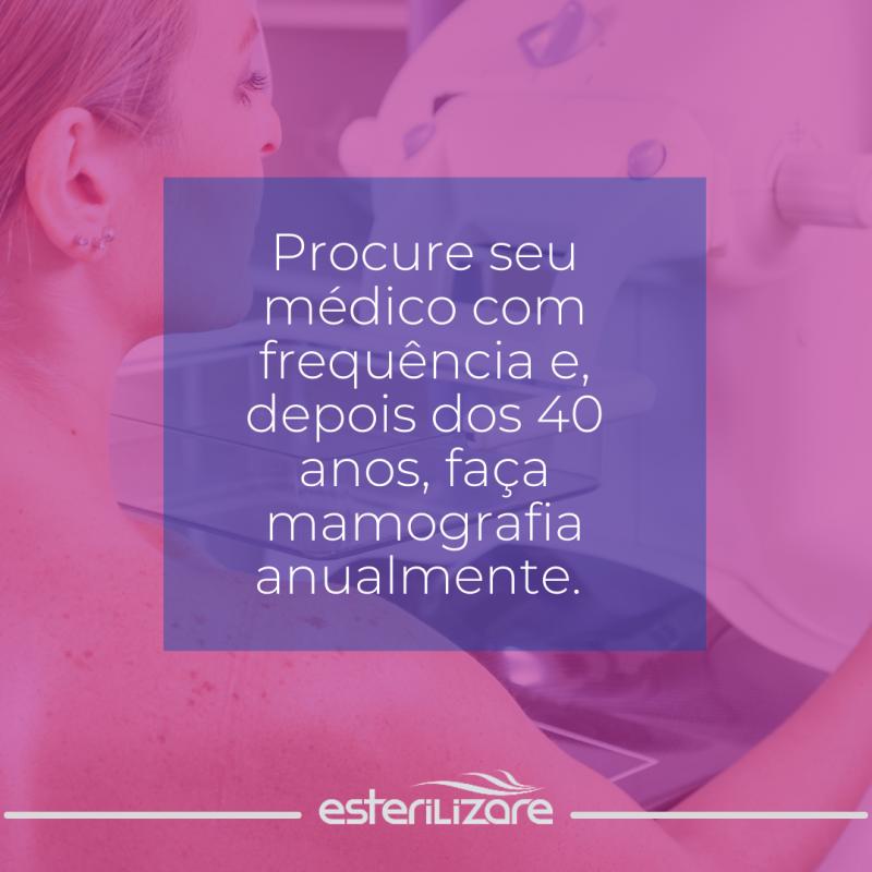 Foto Fevereiro é mês dedicado à saúde das mamas