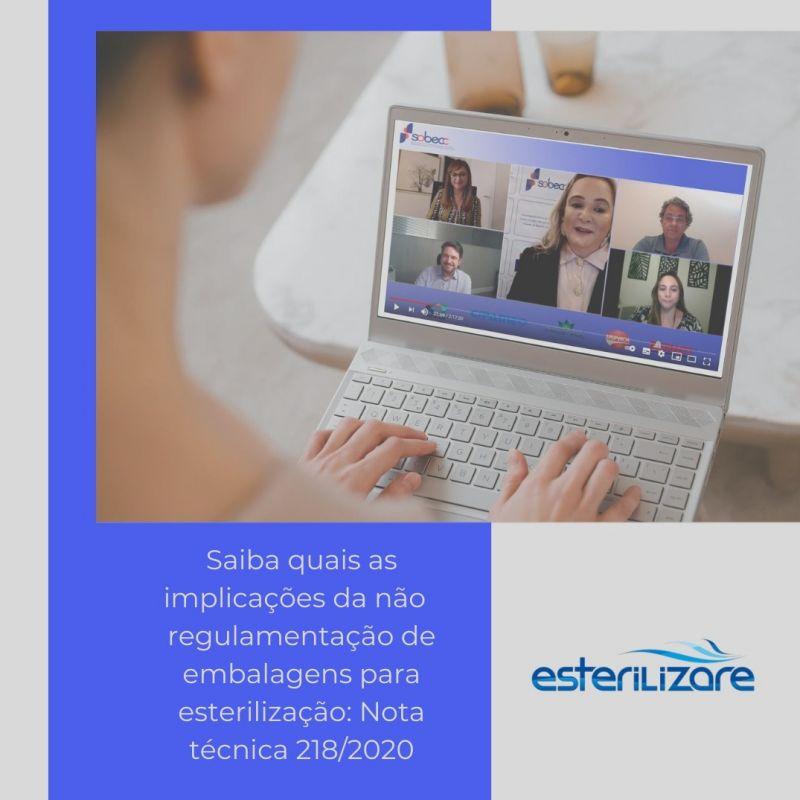 Foto Saiba Mais sobre a Nota técnica 218/2020