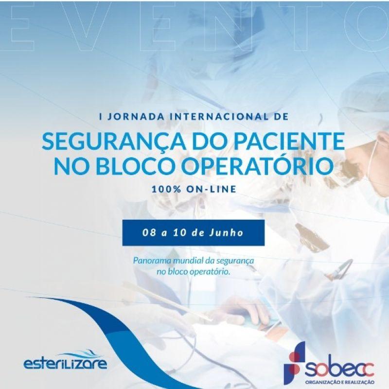Foto Dica de evento: I Jornada Internacional de Segurança do Paciente