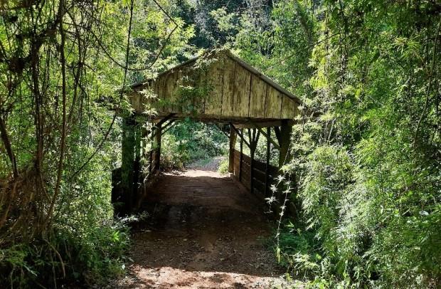 Foto de capa Ponte Coberta