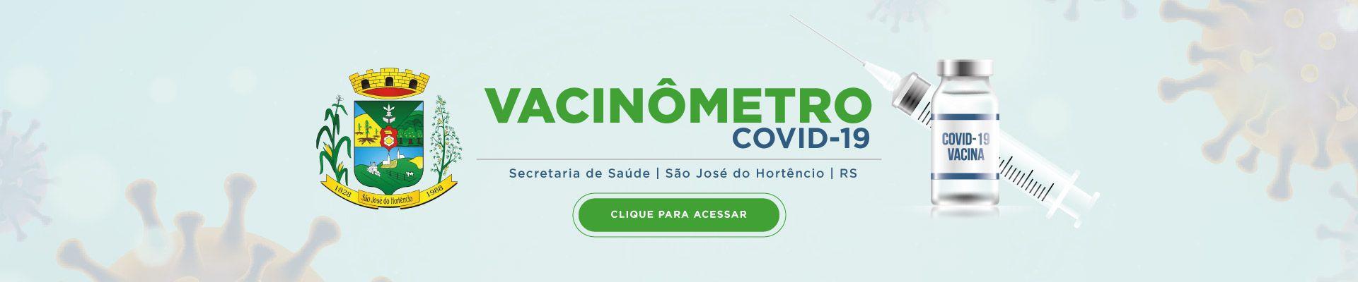 Banner 2 - Vacinômetro