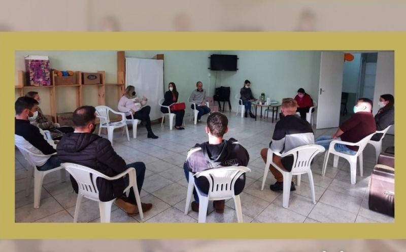 Foto de capa da notícia: O Conselho Municipal de Turismo de São José do Hortêncio escolhe nova diretoria