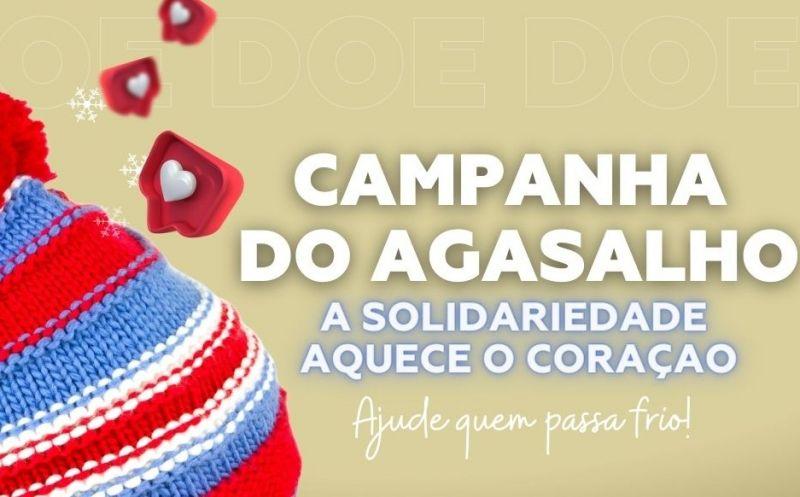 Foto de capa da notícia: Campanha do Agasalho