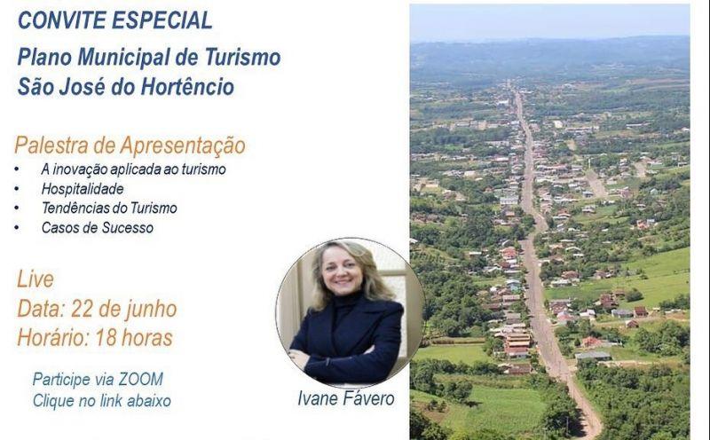 Foto de capa da notícia Plano Municipal de Turismo será debatido em palestra