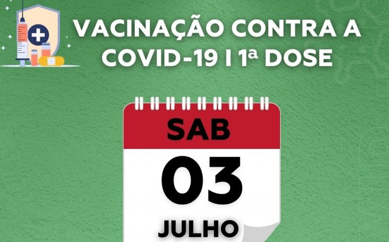 Foto de capa da notícia São José do Hortêncio realiza sábado de vacinação contra a Covid-19 e Influenza (H1N1)