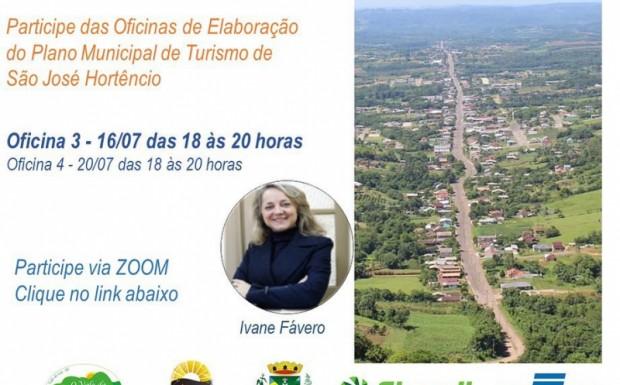 Foto de capa da notícia: Oficinas para elaboração do Plano de Turismo de São José do Hortêncio