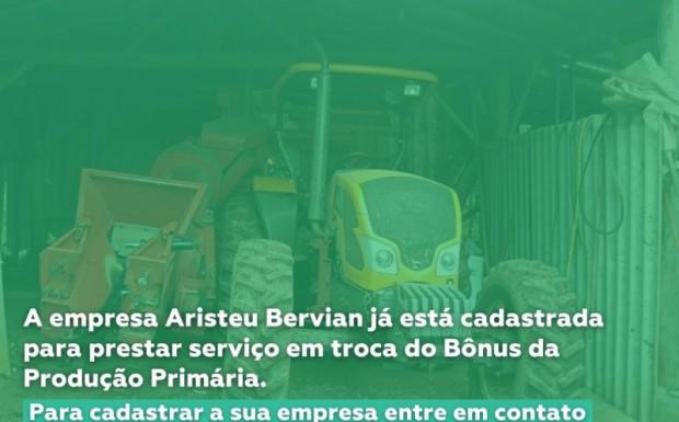 Foto de capa da notícia: Secretaria de Agricultura realiza cadastro para prestadores de serviço