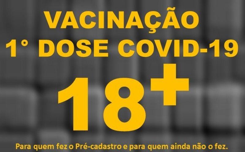 Foto de capa da notícia Sexta 03 de setembro tem vacinação!