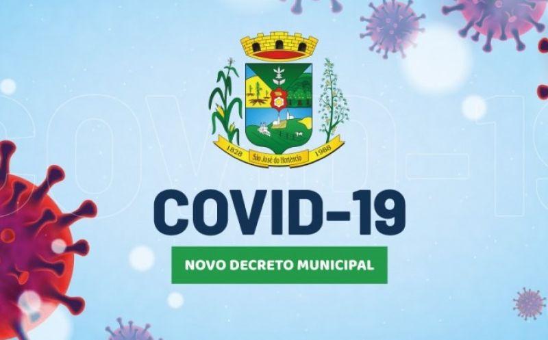 Foto de capa da notícia Decreto Municipal N° 045 sobre o Monitoramento, prevenção e  enfrentamento  ao COVID 19!