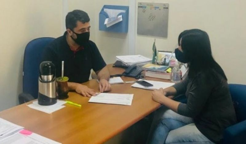 Foto de capa da notícia: Prefeitura conquista reabertura do Escritório do IPE-RS