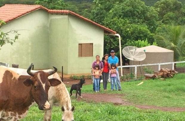 Foto de capa da notícia: PARCERIA PREFEITURA, INCRA E EMATER LIBERA NOVOS RECURSOS